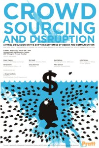 Crowdsourcing and Disruption Panel Discussion