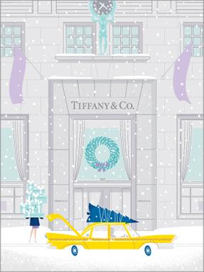 Tiffany & Co Holiday Catalog