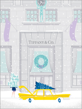 Tiffany & Co Holiday Catalog