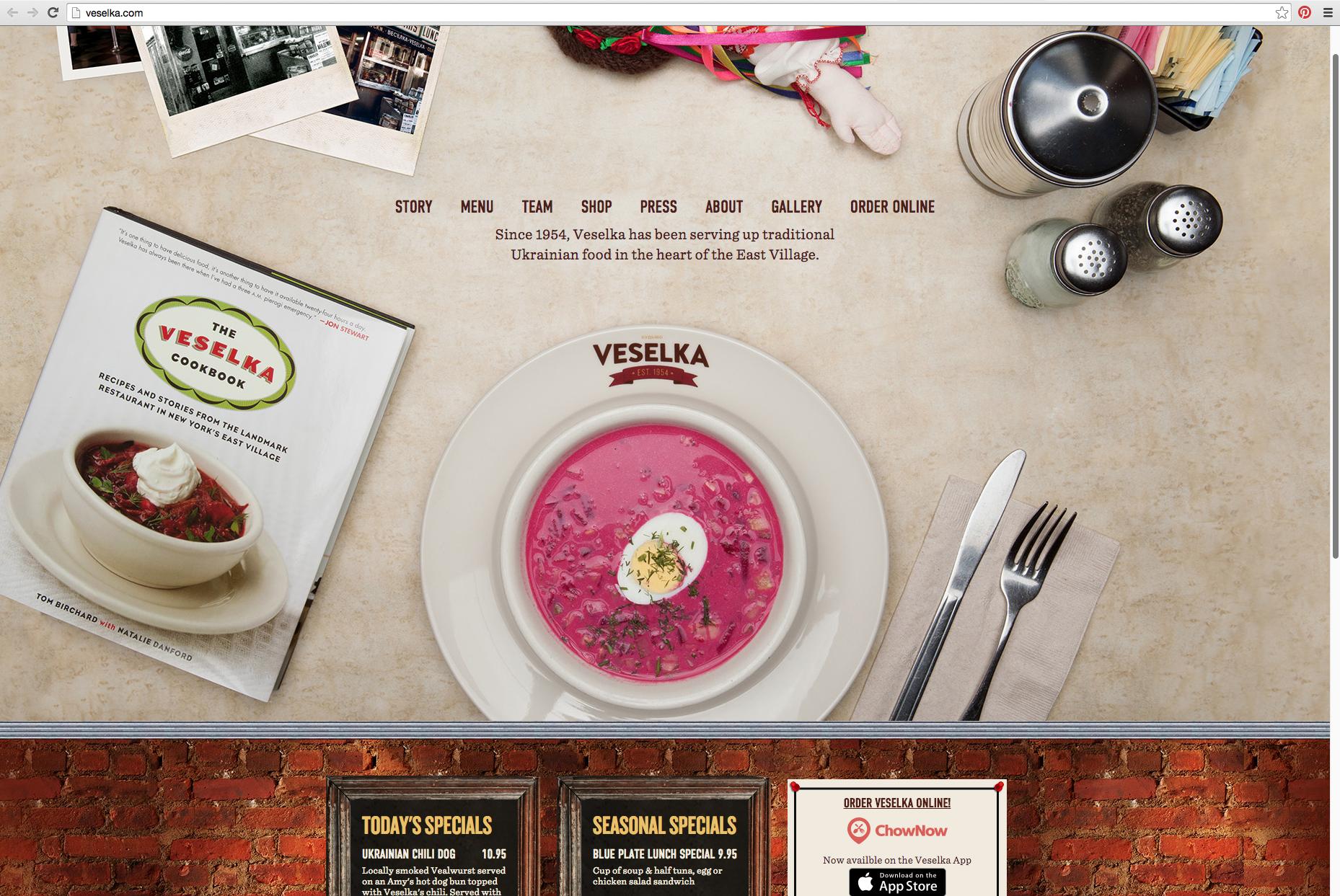 Veselka.com
