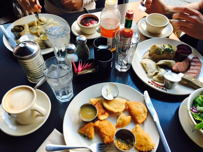 Veselka Restaurant New York
