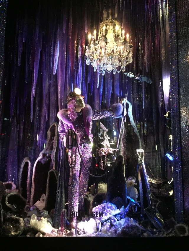 Bergdorf Windows 2015