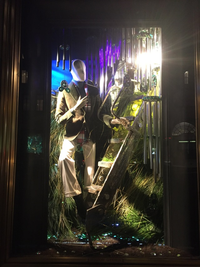 Bergdorf Goodman Holiday Windows 2016 Destination Extraordinary