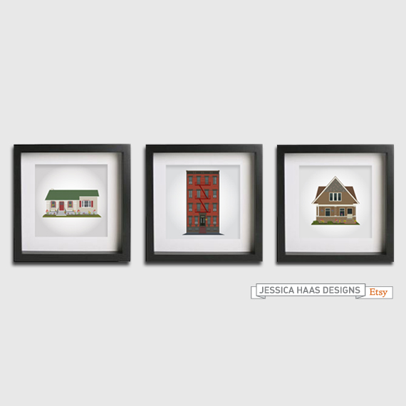jessicahaasdesign_house_framed